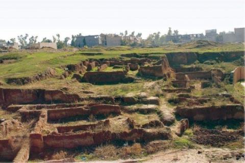 Qalinchagha Hill